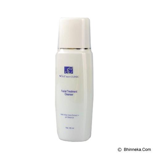 WISH Skin Clinic Facial Treatment Cleanser [SC-006] - Pembersih dan Penyegar Wajah